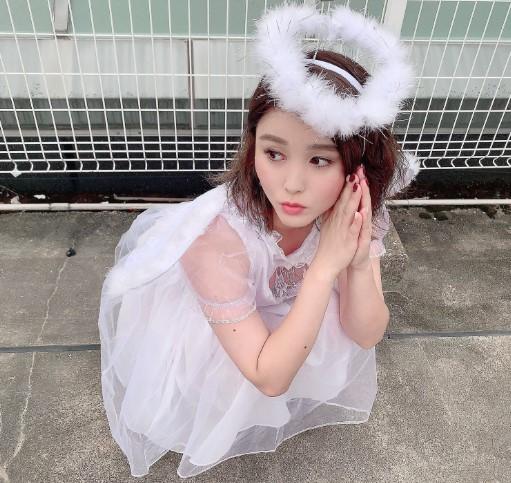 岡田ちほ パチスロライター 元アイドル 競馬 カップ・年収・結婚は?